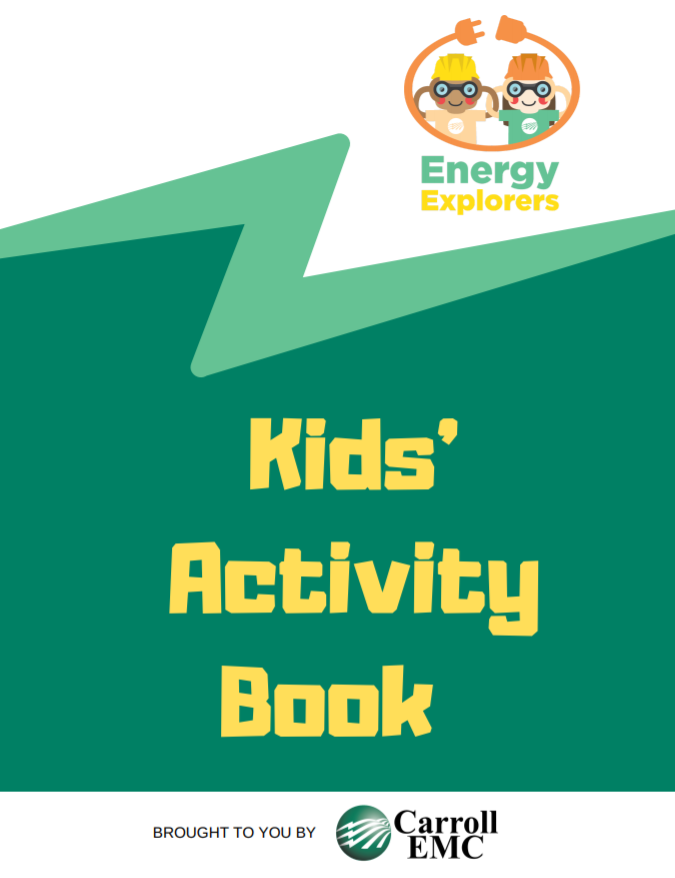 Kids' Activity Book